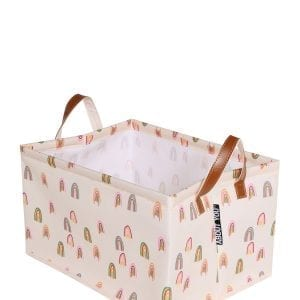 ABOUT YOU Caja/cesta 'Comfy Square Small' beige