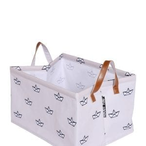 ABOUT YOU Caja/cesta 'Comfy Square Small' offwhite