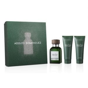 agua fresca vetiver edt 120 ml vp + after shave 75 ml+ gel ducha 75 ml